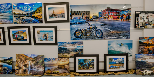 Los Angeles Gallery Show! Dr. Elliot McGucken Fine Art Malibu & Socal HDR Photography